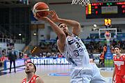 TRENTO 15 NOVEMBRE  2015<br /> Basket campionato serie A12013/2014<br /> Dolomiti Energia Trento Openjobmetis Varese<br /> Nella Foto<br /> Foto Ciamillo