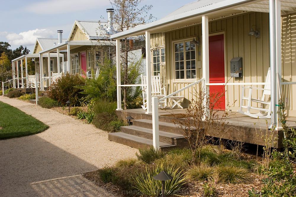 Carneros Inn in Carneros region of Napa Valley, California, USA.