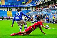 Fotball, 03.08.2013, Tippeligaen, Eliteserien, Molde v Brann,  Aker Stadion, Foto: Kenneth Hjelle Digitalsport,Erik Huseklepp - Brann,