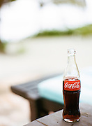 el pescador, eco lodge, belize, central america, coca cola