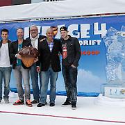 NLD/Haarlem/20120627 - Filmpremiere Ice Age 4, cast,