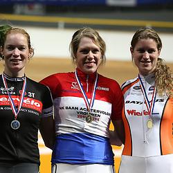 Ellen van Dijk Nederlands kampioen Achtervolging voor Kirsten Wild en Vera Koedooder