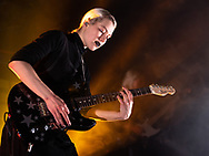 Phoebe Bridgers of American indie-rock duo Better Oblivion Community Center at Kantine club in Cologne