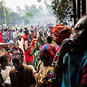 December 8th 2013, Bangui, Central African Republic, civilians Camille Lepage