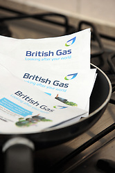 © Licensed to London News Pictures. 22/10/2013<br /> British Gas Bill price rise.<br /> British Gas announces price rise of 9.2%, effective from 23 November 2013 .<br /> Photo credit :Grant Falvey/LNP