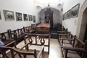 Israel, Jerusalem, Old City, Jewish Quarter, the Four Sephardic Synagogues complex. Yochanan ben Zakai Synagogue