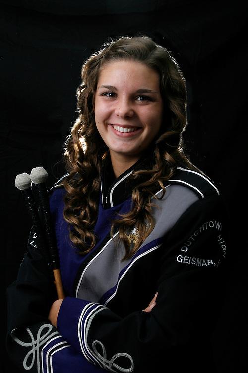 Dutchtown High School Sophomore Band Student Portraits
