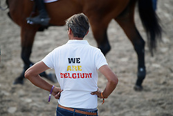 Van Dijck Mark, BEL<br /> European Championship Children, Juniors, Young Riders - Fontainebleau 1028<br /> © Hippo Foto - Dirk Caremans<br /> Van Dijck Mark, BEL