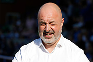 Keith Hill Manager of Rochdale during the EFL Sky Bet League 1 match between Rochdale and Charlton Athletic at Spotland, Rochdale, England on 5 May 2018. Picture by Paul Thompson.