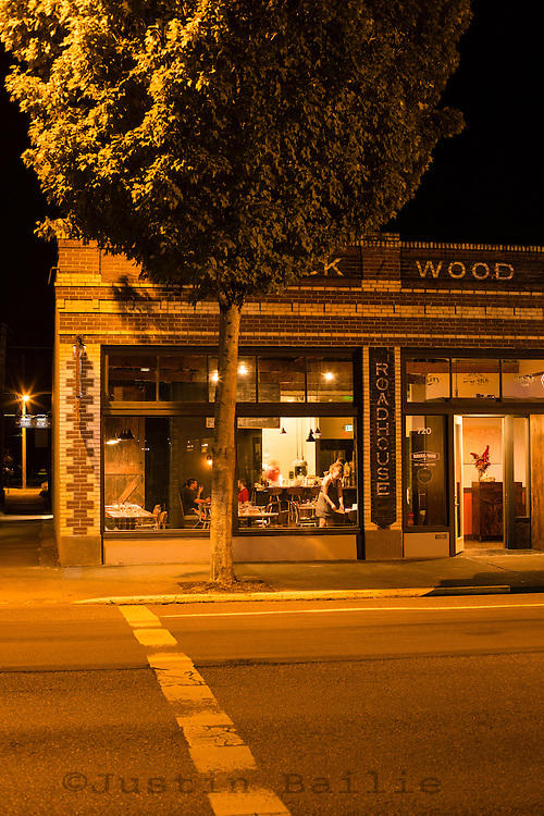 Ruddick Wood in Newberg, Oregon.