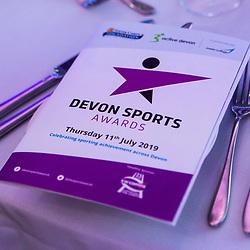 Devon Sports Awards 2019