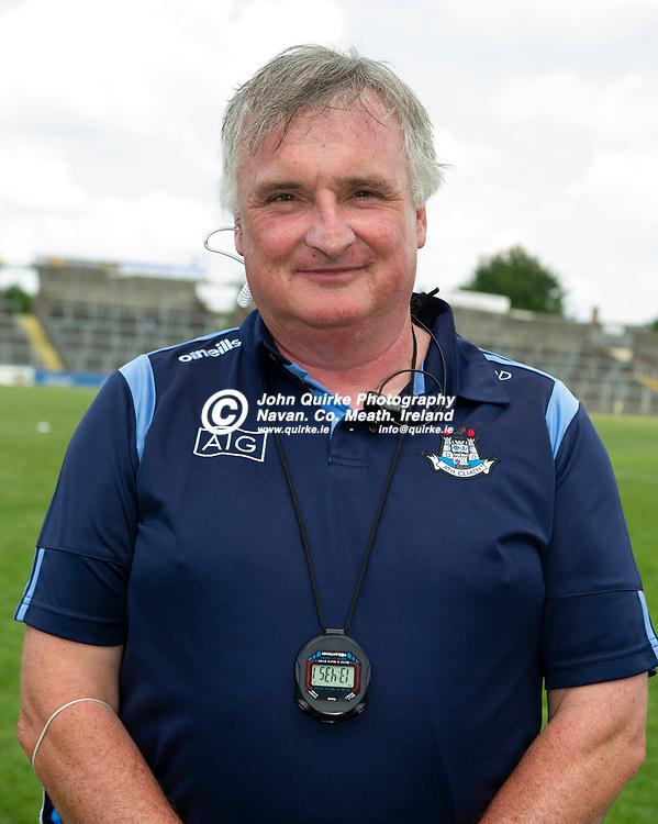 25-07-21. Meath v Dublin All-Ireland Intermediate Camogie Championship (Group 1) at Pairc Tailteann, Navan.<br /> David Dunning, Dublin Manager.<br /> Photo: John Quirke / www.quirke.ie<br /> ©John Quirke Photography, 16 Proudstown Road, Navan. Co. Meath. (info@quirke.ie / 046-9028461 / 087-2579454).