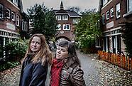 Sarah Sylbing en Esther Gould