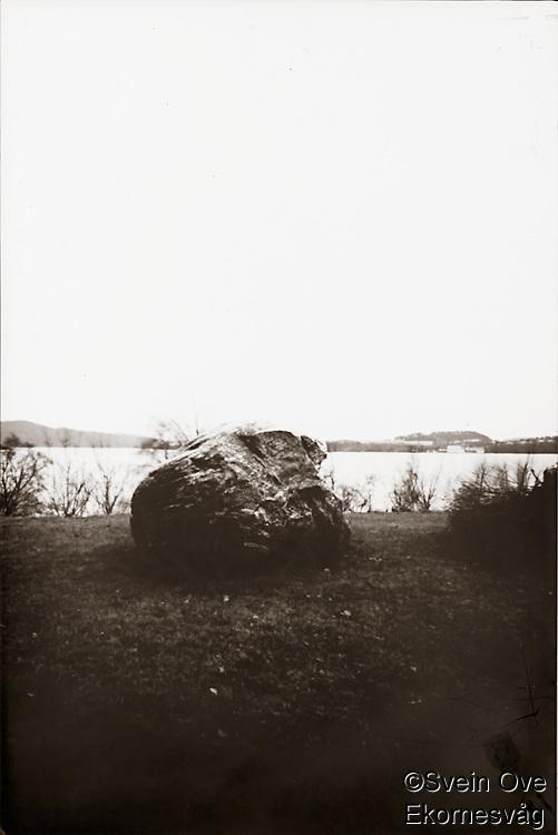 Diverse bilder tatt med hjemmelaget pinholekamera.