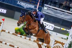 Deusser Daniel, GER, Kiana van het Herdershof<br /> Stuttgart - German Masters 2019<br /> © Hippo Foto - Stefan Lafrentz<br /> 14/11/2019