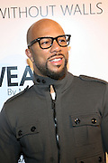 Common at the Common Celebration Capsule Line Launch with Softwear by Microsoft at Skylight Studios on December 3, 2008 in New York City..Microsoft celebrates the launch of a limited-edition capsule collection of SOFTWEAR by Microsoft graphic tees designed by Common. The t-shirt  designs. inspired by the 1980's when both Microsoft and and Hip Hop really came of age, include iconography that depicts shared principles of the technology company and the Hip Hop Star.