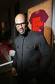 Common celebrates 'Capsule line' with Software by Microsoft held at Skylight Studios, 12.03.08