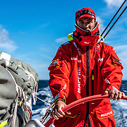 Leg 11, from Gothenburg to The Hague, day 02 on board MAPFRE, Blair Tuke steering. 22 June, 2018.
