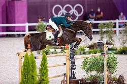 Veniss Pedro, BRA, Quabri de L Isle, 316<br /> Olympic Games Tokyo 2021<br /> © Hippo Foto - Dirk Caremans<br /> 06/08/2021