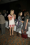 Jessica Pemberton, Daisy de Villeneuve and Karen Nicholls, Launch of perfume: L'Air de Rien, The Arts Club, 40 Dover Street, London,New fragrance created for Birkin by perfumier Miller Harris. 4 September 2006. ONE TIME USE ONLY - DO NOT ARCHIVE  © Copyright Photograph by Dafydd Jones 66 Stockwell Park Rd. London SW9 0DA Tel 020 7733 0108 www.dafjones.com