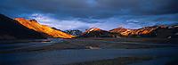 Islande, Montagne a Landmannalaugar // Iceland, Mountains at Landmannalaugar, volcanic area