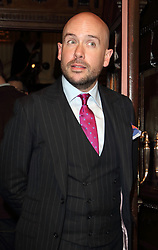 May 29, 2019 - London, United Kingdom - Tom Allen at The Starry Messenger Press Night at the Wyndhams Theatre, Leicester Square (Credit Image: © Keith Mayhew/SOPA Images via ZUMA Wire)
