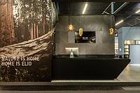 Интерьерная фотосъемка на выставке мебели и интерьера IMM-2019 в Кёльне.<br /> Стенд компании ELIO Home (Украина)