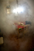 cuban dining room smoke