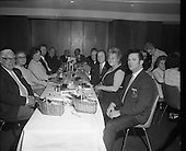 1971 - Friendly sons of the Shillelagh, Dinner.