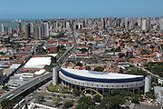 Fortaleza_CE, Brasil.<br /> <br /> Imagem area do Mercado Central de Fortaleza, capital do Ceara. <br /> <br /> Aerial view of Central Market of Forteleza, Ceara. <br /> <br /> Foto: JOAO MARCOS ROSA / NITRO