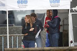 Van Dael Inge (BEL)<br /> SBB Competitie Jonge Paarden - Nationaal Kampioenschap - Kieldrecht 2014<br /> © Dirk Caremans