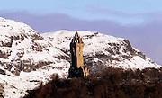 WALLACE MONUMENT STIRLING<br /> <br /> <br /> PIC MARK DAVISON/ PLPA