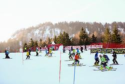 Course inspection prior to the Men's Slalom - Pokal Vitranc 2014 of FIS Alpine Ski World Cup 2013/2014, on March 9, 2014 in Vitranc, Kranjska Gora, Slovenia. Photo by Matic Klansek Velej / Sportida