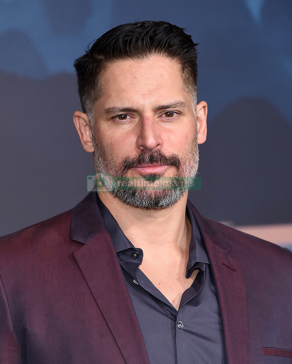 March 8, 2017 - Hollywood, California, U.S. - Joe Manganiello arrives for the premiere of the film 'Kong Skull Island' at the Dolby theater. (Credit Image: © Lisa O'Connor via ZUMA Wire)