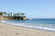 Crescent Bay Coastline of Laguna Beach California