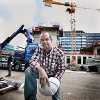 Nederland, Amsterdam , 27 juni 2011..Senior projectleider Daan van Ovost van bureau huisvesting binnen VUmc..Foto:Jean-Pierre Jans
