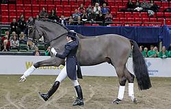 Vilhelmson-Silfven Tinne (SWE)  - Solos Carex<br /> FEI World Cup Dressage - Grand Prix<br /> Gˆteborg 2010<br /> © Hippo Foto - Lotta Gyllensten