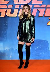 Ana de Armas attending the Blade Runner 2049 photocall at the Corinthia Hotel, London.