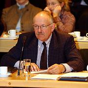 Intallatie nieuwe raadsleden gemeente Huizen, PVDA Huizen Frans Kolk