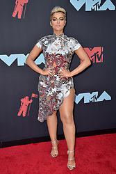 Bebe Rexha attends the 2019 MTV Video Music Awards at Prudential Center on August 26, 2019 in Newark, New Jersey. Photo by Lionel Hahn/ABACAPRESS.COM