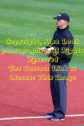 NORMAL, IL - May 01: Shane Cannon during a college baseball game between the ISU Redbirds and the Indiana State Sycamores on May 01 2019 at Duffy Bass Field in Normal, IL. (Photo by Alan Look)