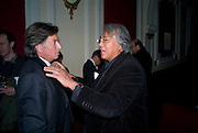 RICHARD CARING; DAVID TANG, David Tang and Nick Broomfield host  a reception and screening of Ghosts. On the Fifth anniversary of the Morecambe Bay Tragedy to  benefit the Morecambe Bay Children's Fund. The Electric Cinema. Portobello Rd. London W11. 5 February 2009 *** Local Caption *** -DO NOT ARCHIVE -Copyright Photograph by Dafydd Jones. 248 Clapham Rd. London SW9 0PZ. Tel 0207 820 0771. www.dafjones.com<br /> RICHARD CARING; DAVID TANG, David Tang and Nick Broomfield host  a reception and screening of Ghosts. On the Fifth anniversary of the Morecambe Bay Tragedy to  benefit the Morecambe Bay Children's Fund. The Electric Cinema. Portobello Rd. London W11. 5 February 2009