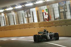May 28, 2017 - Monte Carlo, Monaco - Motorsports: FIA Formula One World Championship 2017, Grand Prix of Monaco, .#77 Valtteri Bottas (FIN, Mercedes AMG Petronas F1 Team) (Credit Image: © Hoch Zwei via ZUMA Wire)