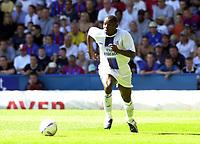 Photo: Greig Cowie.<br /> 02/08/2003<br /> Pre Season Football Friendly. Crystal Palace v Chelsea. Selhurst Park.<br /> Geremi