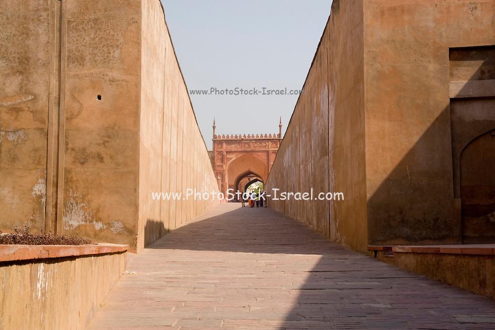 India, Uttar Pradesh, Agra, Agra Fort