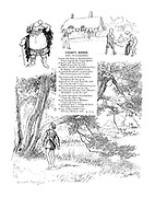 County Songs. XIII. Warwickshire. (Illustrated poem)