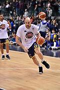Cusin Marco<br /> FIAT Torino - Grissin Bon Reggio Emilia<br /> Lega Basket Serie A 2018-2019<br /> Torino 03/02/2019<br /> Foto M.Matta/Ciamillo & Castoria