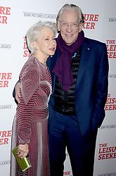 Helen Mirren and Donald Sutherland attending The Leisure Seeker screening at AMC Loews Lincoln Square on January 11, 2018 in New York City, NY, USA. Photo by Dennis Van Tine/ABACAPRESS.COM