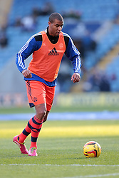 Bolton Wanderers' Zat Knight - Photo mandatory by-line: Nigel Pitts-Drake/JMP - Tel: Mobile: 07966 386802 29/12/2013 - SPORT - FOOTBALL - King Power Stadium - Leicester - Leicester City v Bolton Wanderers - Sky Bet Championship