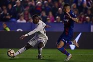 MB Media Levante v Real Madrid
